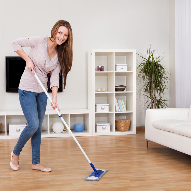 Dealing-with-the-chores-in-your-home